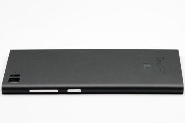 【ネコポス送料無料】Xiaomi (小米) Mi3 バックカバー 全3色  [3]