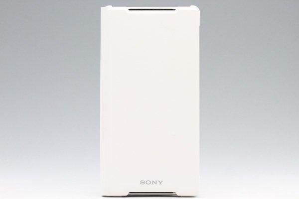 【ネコポス送料無料】Xperia Z2 Style Cover Stand SCR10 全2色  [3]