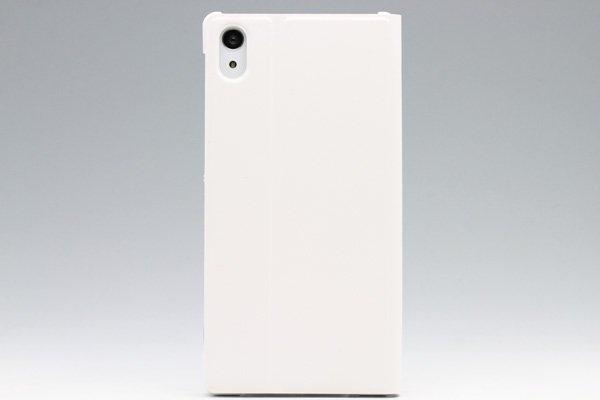 【ネコポス送料無料】Xperia Z2 Style Cover Stand SCR10 全2色  [4]