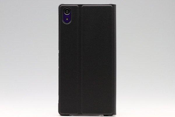 【ネコポス送料無料】Xperia Z2 Style Cover Stand SCR10 全2色  [7]