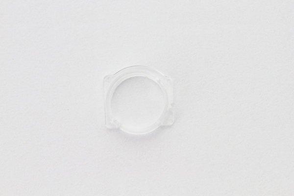 【ネコポス送料無料】iPhone5 フロントパネル用クリアパーツセット  [2]