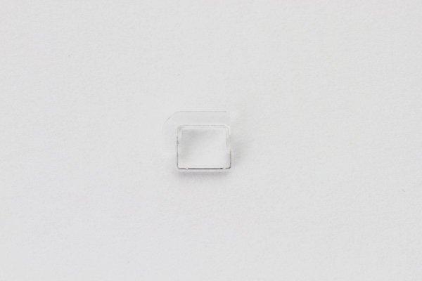 【ネコポス送料無料】iPhone5 フロントパネル用クリアパーツセット  [3]