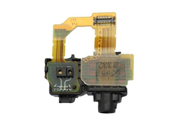 【ネコポス送料無料】Xperia Z1 (SO-01F C690X L39h) イヤホンジャック & センサーケーブル  [1]