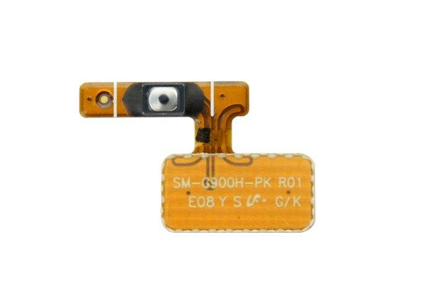 【ネコポス送料無料】Galaxy S5 (SM-G900 SC-04F SCL23) 電源ボタンケーブル  [1]