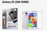 【ネコポス送料無料】Galaxy S5 (SM-G900 SC-04F SCL23) 液晶保護フィルムセット アンチグレア