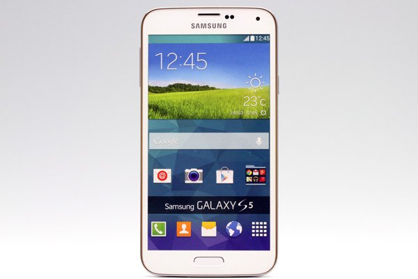 【ネコポス送料無料】SAMSUNG Galaxy S5 (SM-G900) モックアップ 全4色 [2]