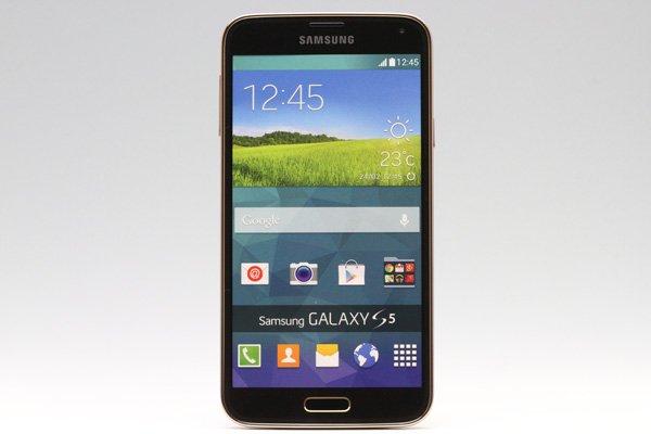 【ネコポス送料無料】SAMSUNG Galaxy S5 (SM-G900) モックアップ 全4色 [3]