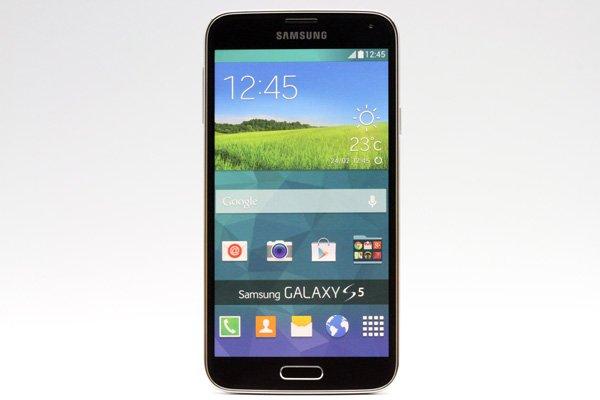 【ネコポス送料無料】SAMSUNG Galaxy S5 (SM-G900) モックアップ 全4色 [4]