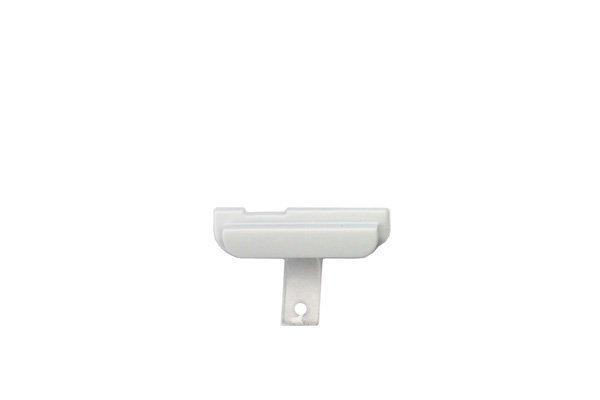 【ネコポス送料無料】Blackberry Q5 電源 & 音量ボタンセット ホワイト  [3]