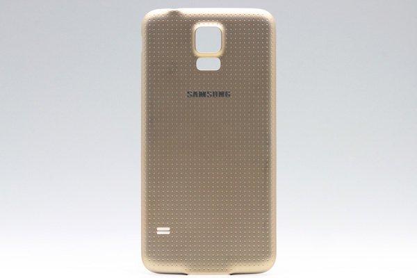 【ネコポス送料無料】Galaxy S5 (SM-G900 SC-04F SCL23) バッテリーカバー 全4色  [2]