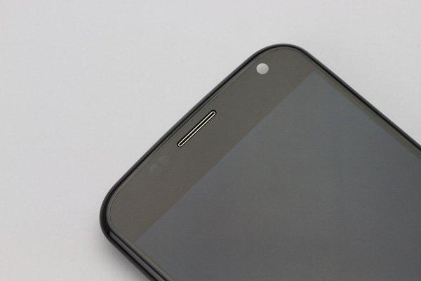 Motorola Moto X フロントパネルASSY ブラック  [7]