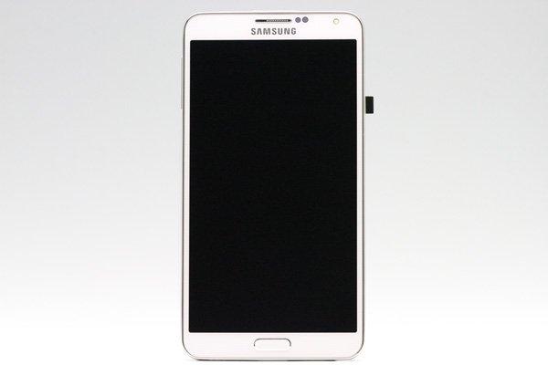 Galaxy Note3 (SM-N900) フロントパネルASSY ホワイト  [1]