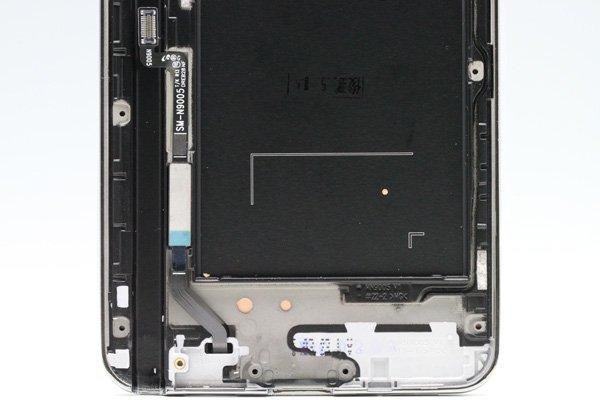 Galaxy Note3 (SM-N900) フロントパネルASSY ホワイト  [4]