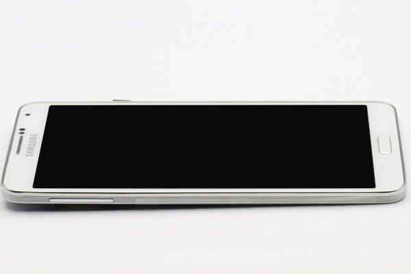 Galaxy Note3 (SM-N900) フロントパネルASSY ホワイト  [6]