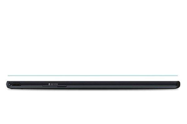 【ネコポス送料無料】Xperia T2 Ultra (D5322) 強化ガラスフィルム ナノコーティング 硬度9H  [8]