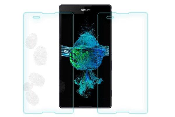 【ネコポス送料無料】Xperia T2 Ultra (D5322) 強化ガラスフィルム ナノコーティング 硬度9H  [10]
