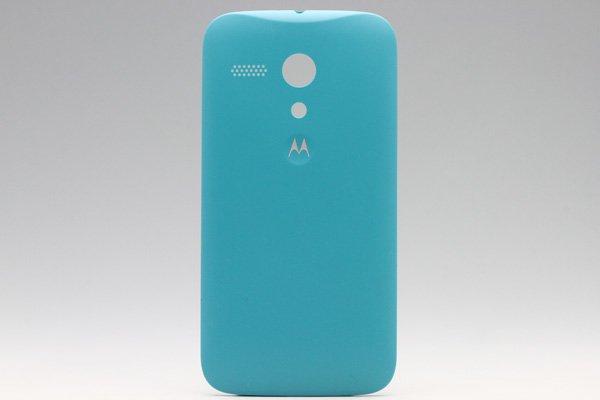 【ネコポス送料無料】Motorola Moto G (XT1032) バックカバー 全8色  [11]