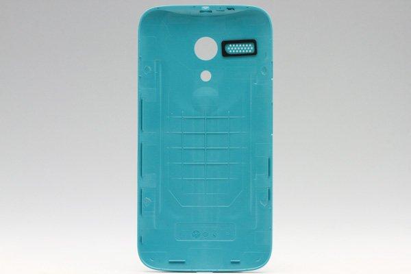 【ネコポス送料無料】Motorola Moto G (XT1032) バックカバー 全8色  [12]