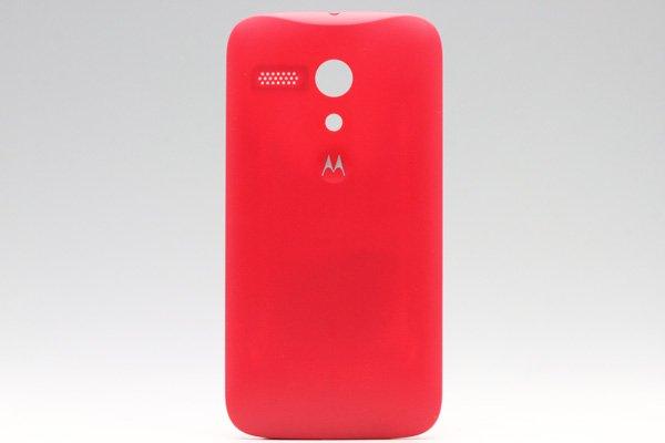 【ネコポス送料無料】Motorola Moto G (XT1032) バックカバー 全8色  [13]