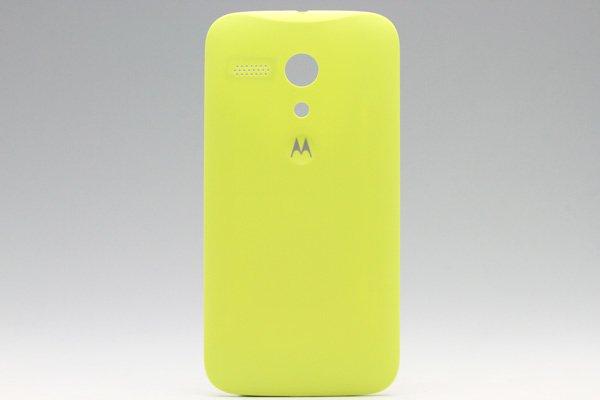 【ネコポス送料無料】Motorola Moto G (XT1032) バックカバー 全8色  [15]