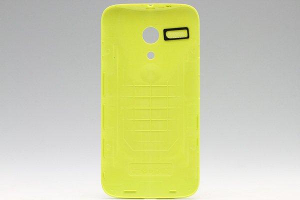 【ネコポス送料無料】Motorola Moto G (XT1032) バックカバー 全8色  [16]