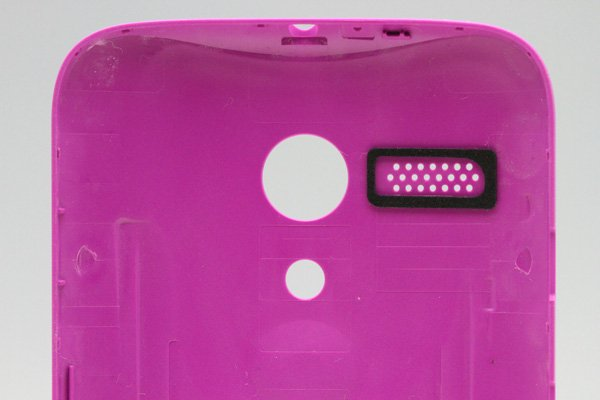 【ネコポス送料無料】Motorola Moto G (XT1032) バックカバー 全8色  [4]
