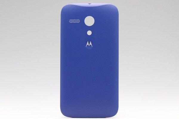 【ネコポス送料無料】Motorola Moto G (XT1032) バックカバー 全8色  [7]