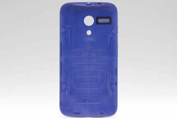 【ネコポス送料無料】Motorola Moto G (XT1032) バックカバー 全8色  [8]