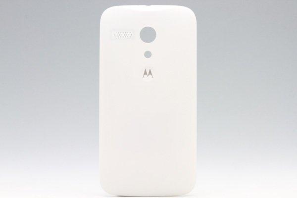 【ネコポス送料無料】Motorola Moto G (XT1032) バックカバー 全8色  [9]