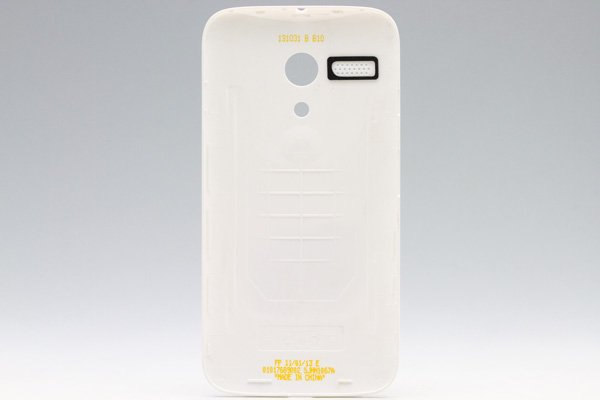 【ネコポス送料無料】Motorola Moto G (XT1032) バックカバー 全8色  [10]