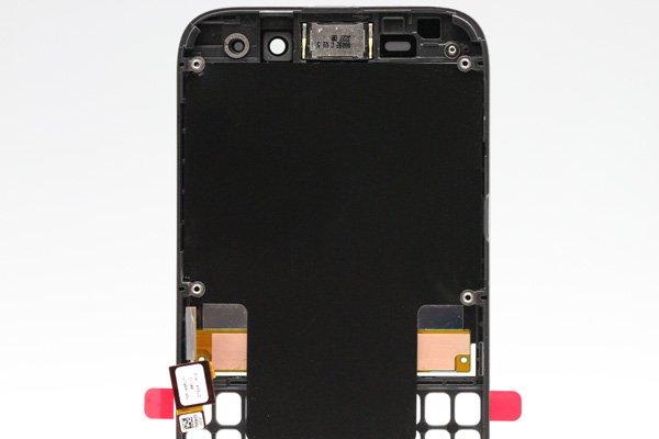Blackberry Q5 AカバーASSY ブラック [4]