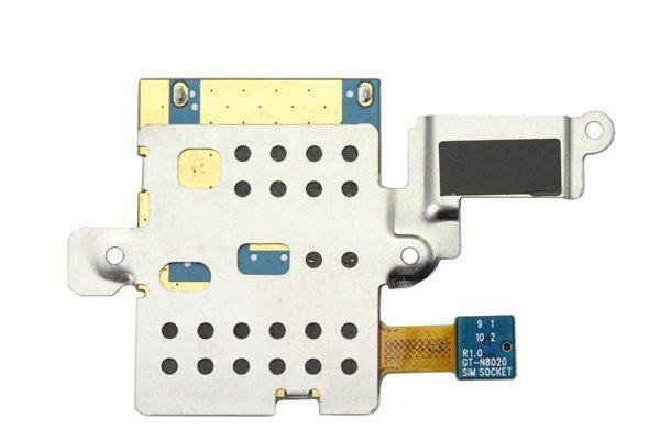 【ネコポス送料無料】Galaxy Note 10.1 LTE (GT-N8020) SIMスロットASSY  [2]