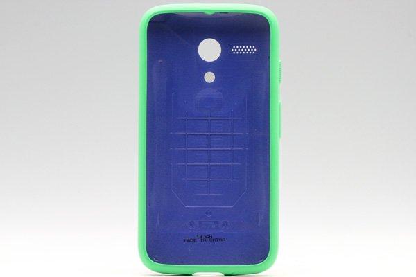 【ネコポス送料無料】Motorola Grip Shells for Moto G 全5色  [8]