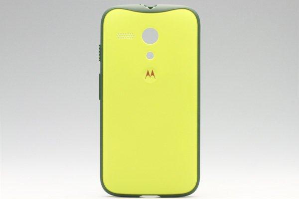 【ネコポス送料無料】Motorola Grip Shells for Moto G 全5色  [9]