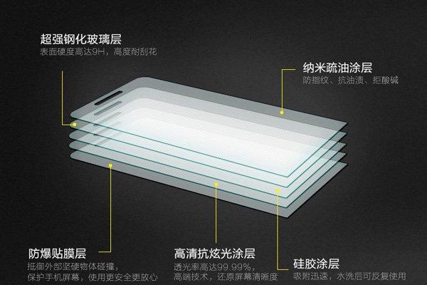 【ネコポス送料無料】ASUS Zenfone6 強化ガラスフィルム ナノコーティング 硬度9H  [4]