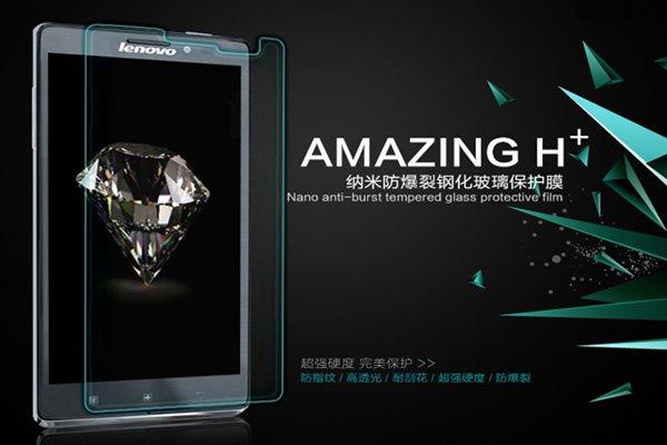【ネコポス送料無料】Lenovo Vibe Z (K910) 強化ガラスフィルム ナノコーティング 硬度9H  [2]