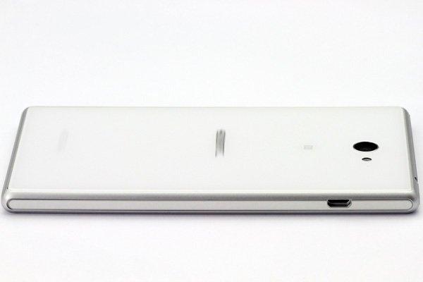 【ネコポス送料無料】Xperia M2 (D230X) モックアップ 全3色 [9]