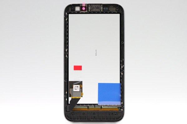 【ネコポス送料無料】Blackberry Z5 外装セット ブラック  [2]
