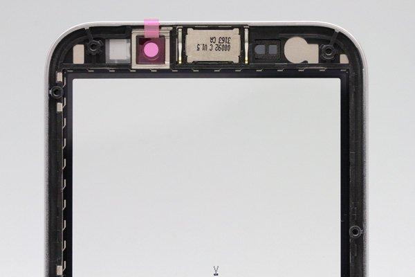【ネコポス送料無料】Blackberry Z5 外装セット ブラック  [3]