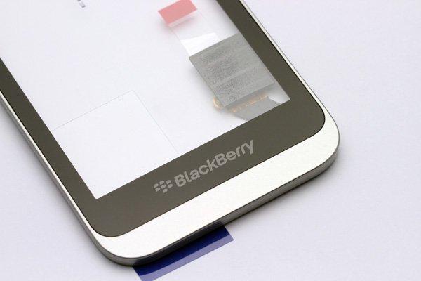 【ネコポス送料無料】Blackberry Z5 外装セット ブラック  [6]