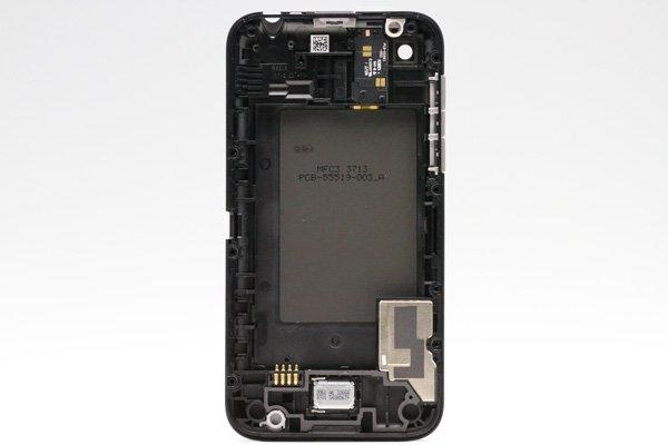 【ネコポス送料無料】Blackberry Z5 外装セット ブラック  [8]
