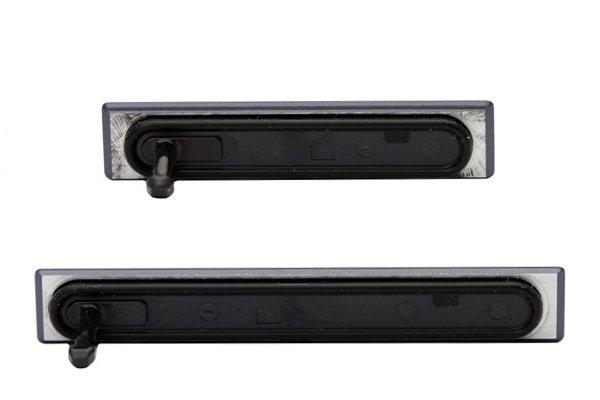 【ネコポス送料無料】Xperia Z2 (D6503 SO-03F) キャップセット 全3色  [5]