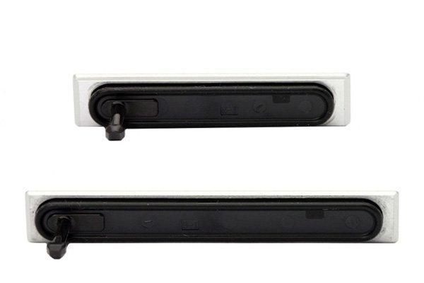 【ネコポス送料無料】Xperia Z2 (D6503 SO-03F) キャップセット 全3色  [6]
