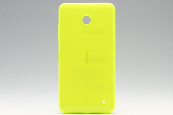 【ネコポス送料無料】NOKIA LUMIA 635 バックカバー 全3色