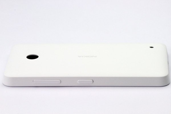 【ネコポス送料無料】NOKIA LUMIA 630 バックカバー 全5色  [11]