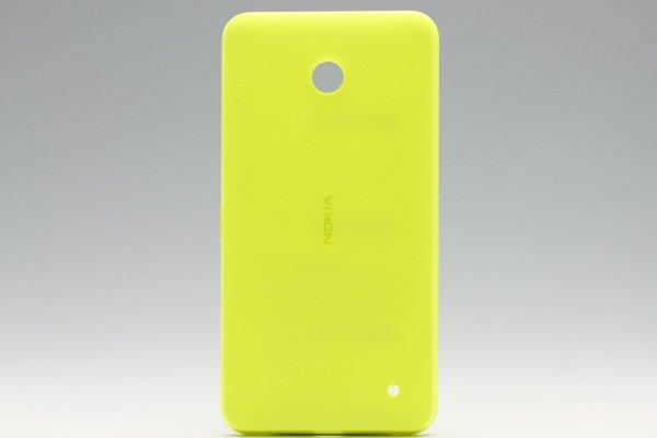 【ネコポス送料無料】NOKIA LUMIA 630 バックカバー 全5色  [5]