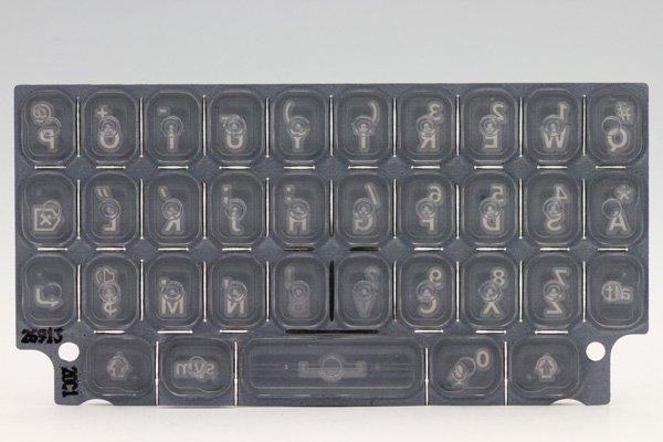 【ネコポス送料無料】Blackberry Kopi キーパッド ブラック  [2]