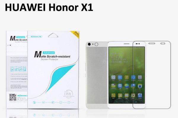 【ネコポス送料無料】HUAWEI Honor X1 液晶保護フィルムセット アンチグレアタイプ  [1]