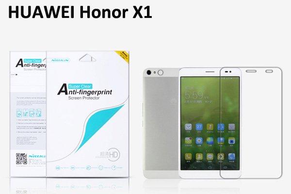 【ネコポス送料無料】HUAWEI Honor X1 液晶保護フィルムセット クリスタルクリアタイプ  [1]