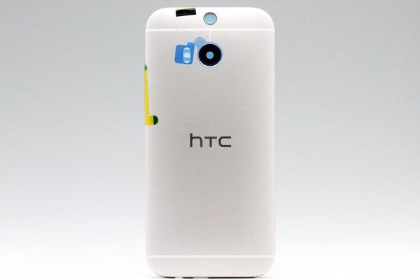 【ネコポス送料無料】HTC One (M8) バックカバー 全4色  [1]